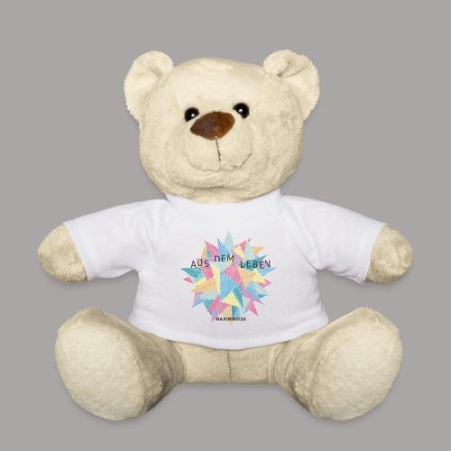 Aud edem Leben Tshirt für Männer - Teddy