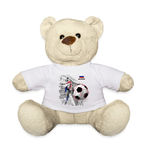 GP22F-04 RUSSIAN FOOTBALL TEXTILES AND GIFTS - Nalle