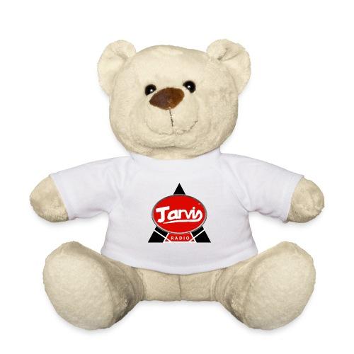 Jarvis Radio Logo - Teddy Bear