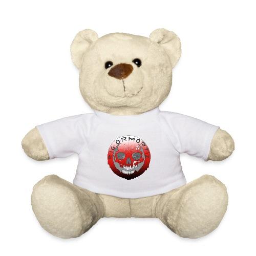 Rigormortiz Red Design - Teddy Bear
