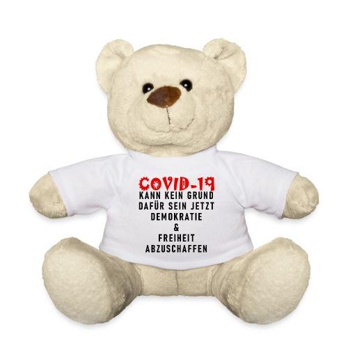 Fight COVID-19 #13 - Teddy