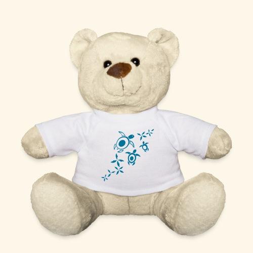 blumige Wasserschildis - Teddy