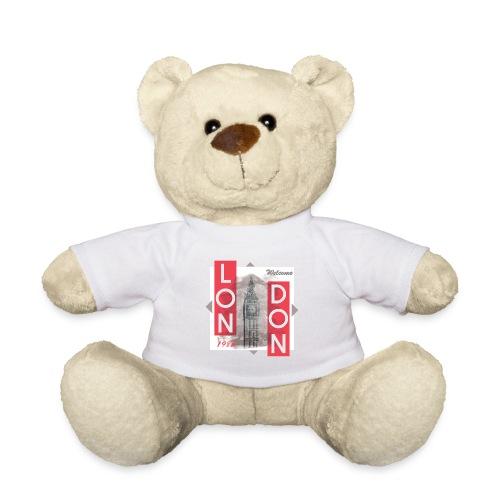Welcome London - Teddy Bear