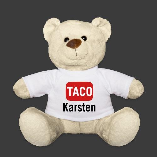 Taco Karsten Youtube Logo - Teddybjørn