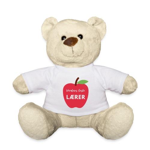 Verdens beste lærer - Teddybjørn
