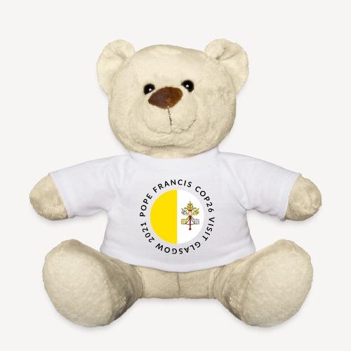 POPE FRANCIS GLASGOW 2021 - Teddy Bear