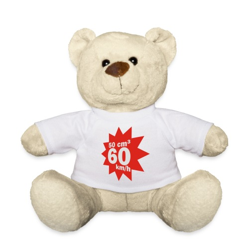50 ccm, 60 km/h - Teddy