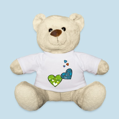 Herzchen - Teddy