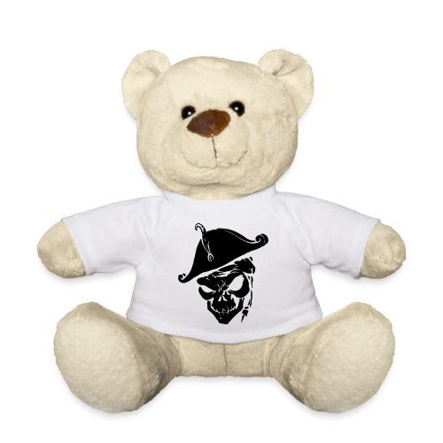 pirate skull - Teddy