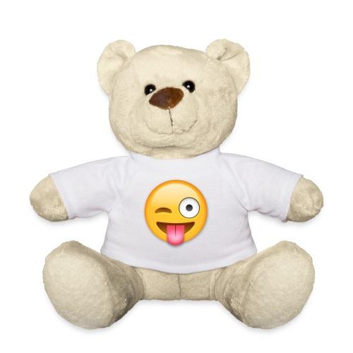 Winking Face - Teddy