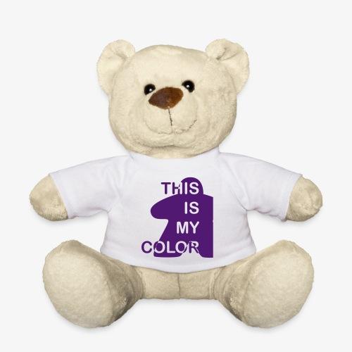 That is my Color - Teddybjørn
