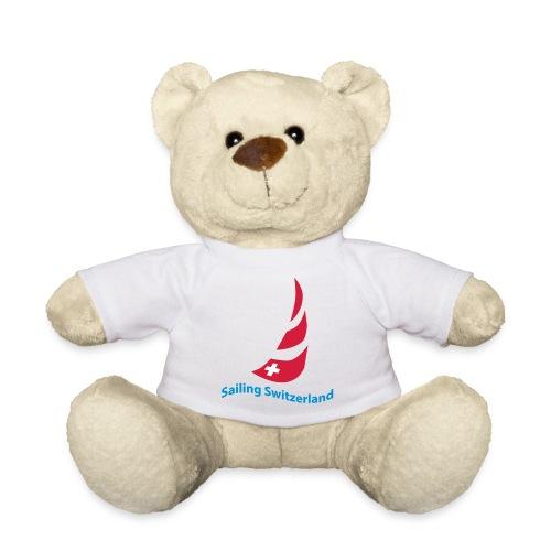 logo sailing switzerland - Teddy