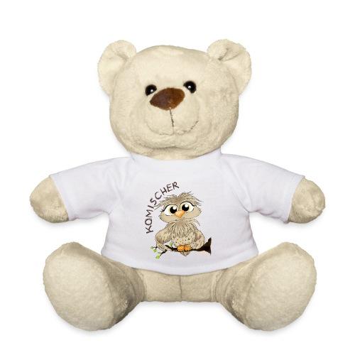 Komischer Kauz - Teddy