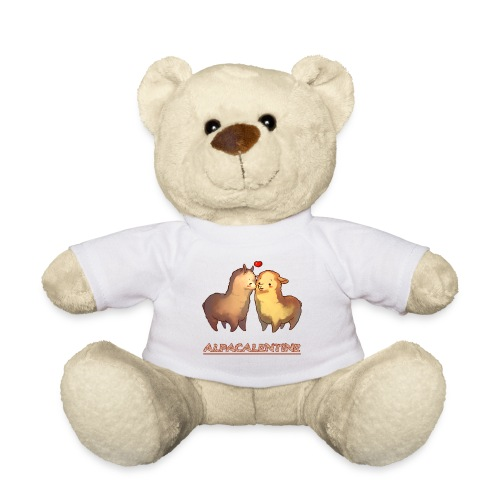 ALPACALENTINE - Teddy Bear