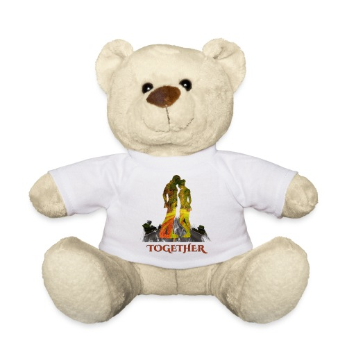 Together -by- T-shirt chic et choc - Nounours