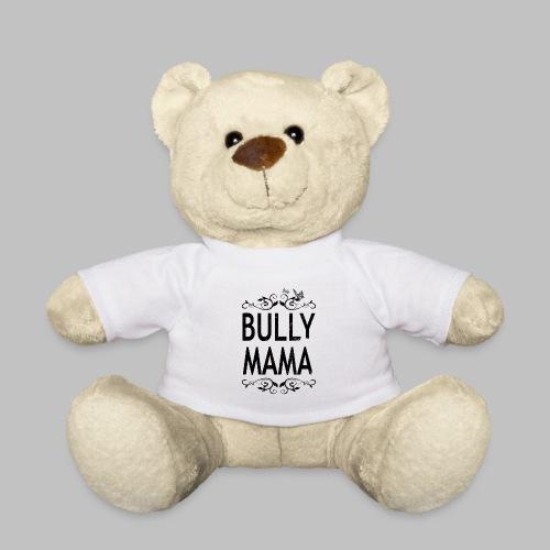 Stolze Bully Mama - Motiv mit Schmetterling - Teddy