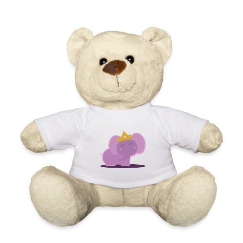 Olifanten prinses - Teddy