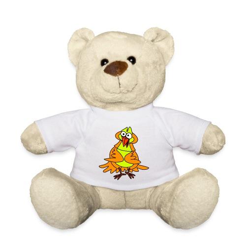 Vogel Nr 3 von dodocomics - Teddy