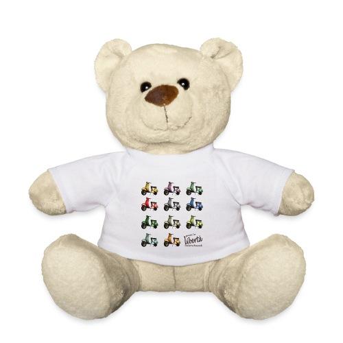 ♂ BIO-SHIRT: gusta la libertà - Teddy
