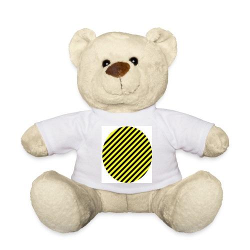 varninggulsvart - Nallebjörn