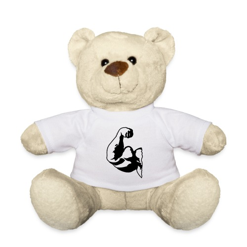PITT BIG BIZEPS Muskel-Shirt Stay strong! - Teddy