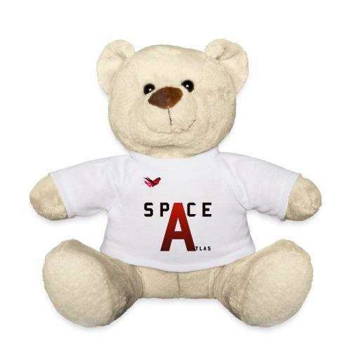 Space Atlas Baseball Long Sleeve Capital A - Teddybjørn