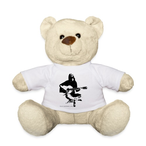 Cynthia Janes guitar BLACK - Teddy Bear