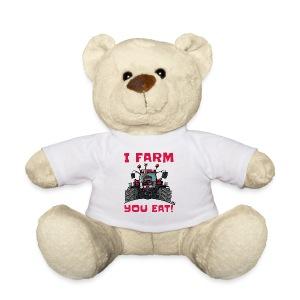I farm you eat case - Teddy