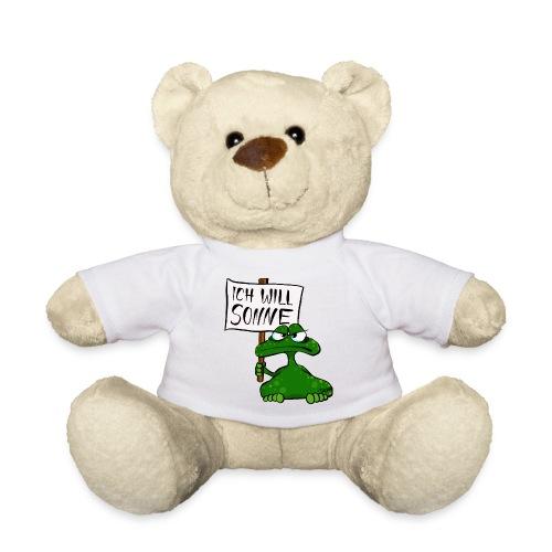 Sonnenfrosch - Teddy