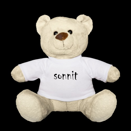 SONNIT LIMITED EDITION PAINT MESSAGE - Teddy Bear