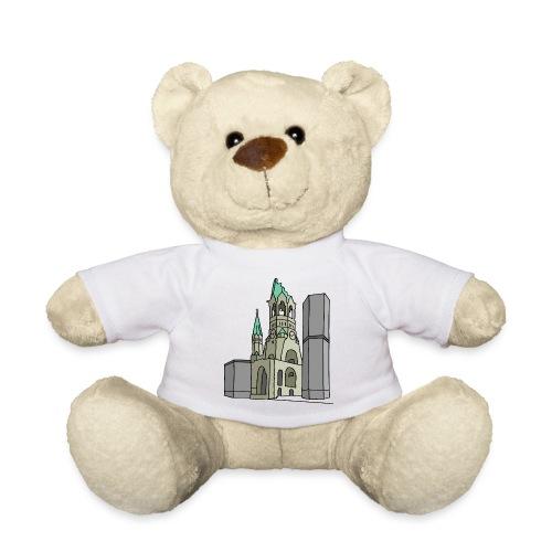 Gedächtniskirche BERLIN - Teddy