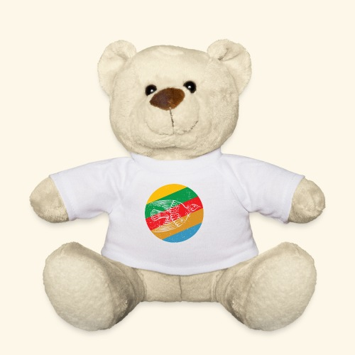 Grenadian Dove Retro - Teddy Bear