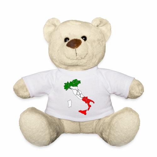 Karte von Italien - Teddy