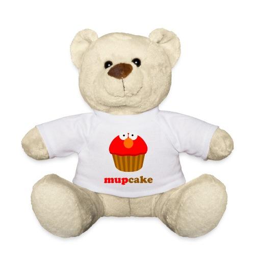 mupcake elmo - Teddy