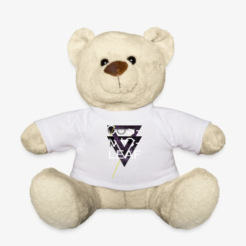 Cosmicleaf Triangles - Teddy Bear