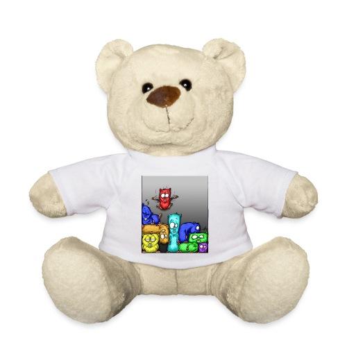 hamstris_farbe - Teddy