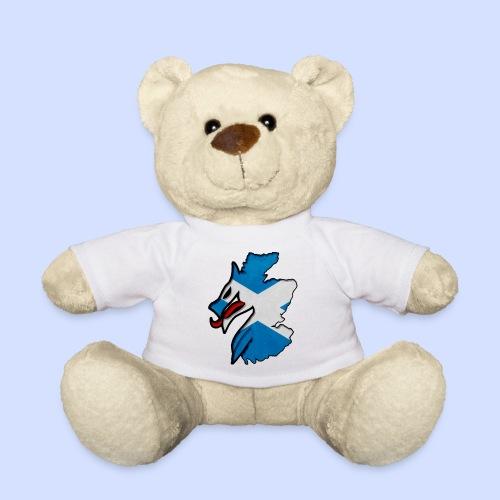 IndiScots Logo - Teddy Bear