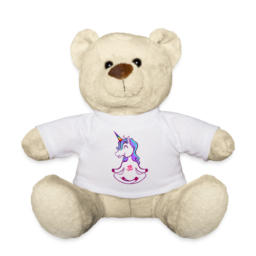 Unicorn meditation - Teddy Bear
