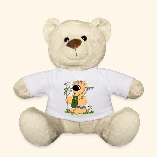 chris bears Gärtner Bär - Teddy