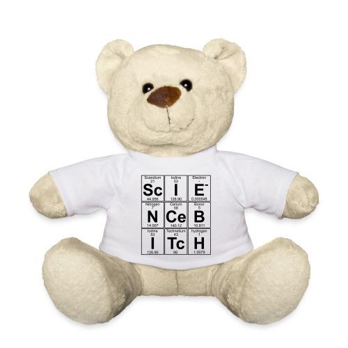 Science Bitch (eleMental) - Teddy Bear