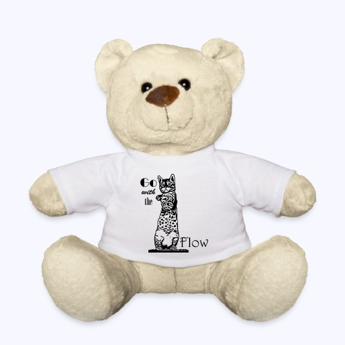 YogaKat1 schwarz - Teddy