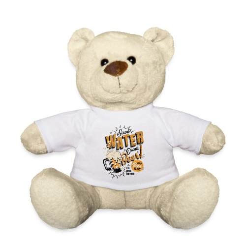 Save water - Teddybjørn