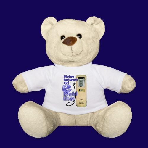 Vorsicht Satire: Meine Antwort auf E-Mobilität - Teddy