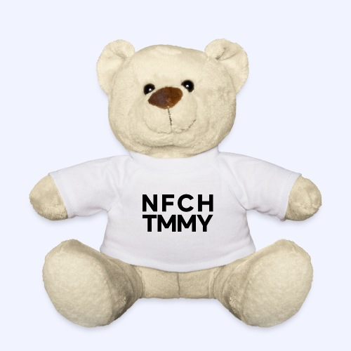 Einfach Tommy / NFCHTMMY / Black Font - Teddy
