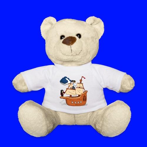 Fliegendes Schiff1 png - Teddy