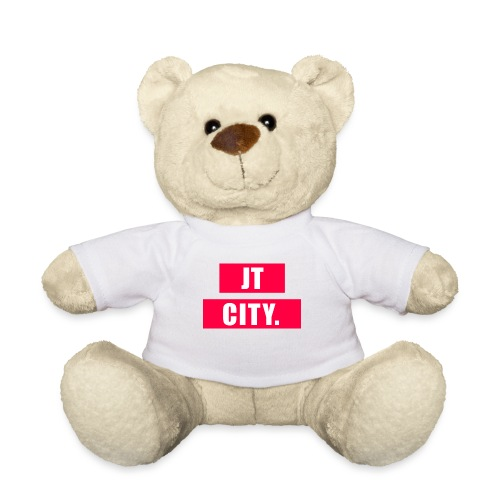 JT CITY RED ANDERS - Teddy