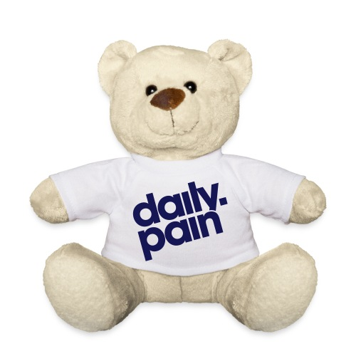 daily pain classic - Miś w koszulce