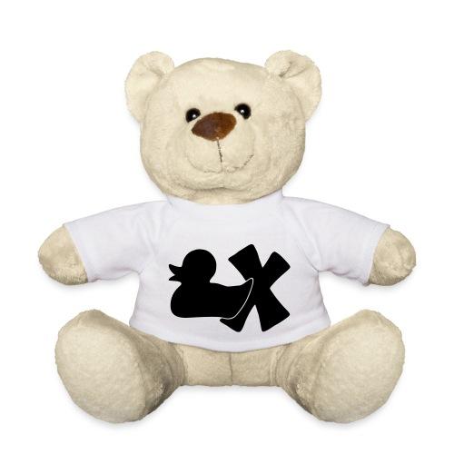 Ente mit X v3 3 klein - Teddy