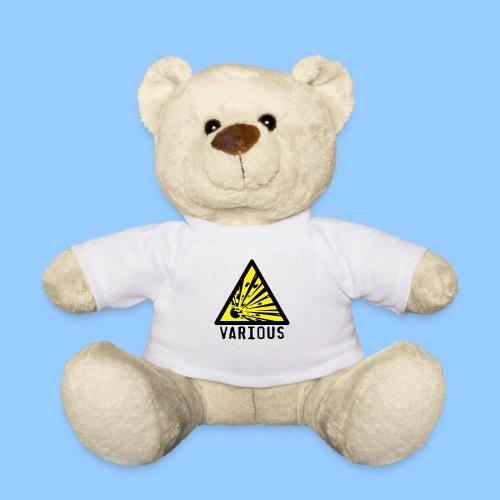 VariousExplosions Triangle (2 colour) - Teddy Bear