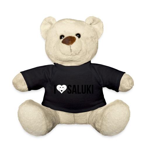 I Love Saluki - Orsetto